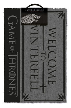 Dørmåtte Game of Thrones - Welcome to Winterfell