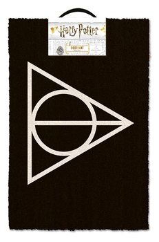 Harry Potter - Deathly Hallows Dørmåtte