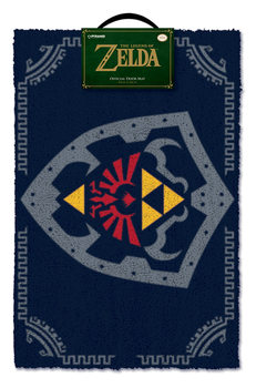 The Legend of Zelda - Hylian Shield Dørmåtte