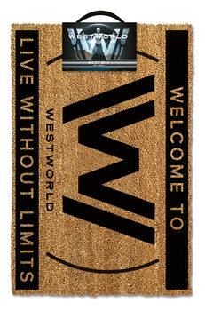Westworld - Live Without Limits Dørmåtte