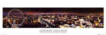 London - england Dørplakater