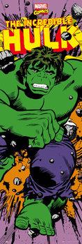 Marvel - Hulk Dørplakater