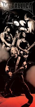 Metallica - live Dørplakater