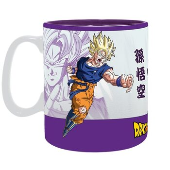 Taza Dragon Ball - DBZ/Goku vs Frieza