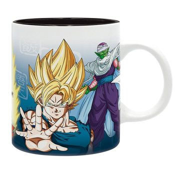 Taza Dragon Ball - DBZ/Saiyans & Piccolo