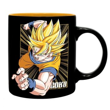 Taza Dragon Ball - Goku & Vegeta