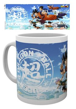 Taza Dragon Ball - Super Flying