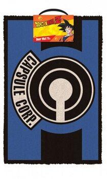 Πατάκι πόρτας Dragon Ball Z - Capsule Corp