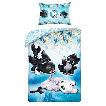 Sängkläder Draktränaren - Baby Dragons