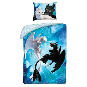 Sängkläder Draktränaren - Teenage Dragons