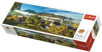 Puzzle By the Schliersee Lake
