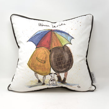 Cushion Sam Toft - Warm Inside