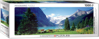 Puzzle Lake Louise Canadian Rockies