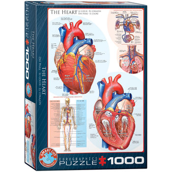 Puzzle The Heart