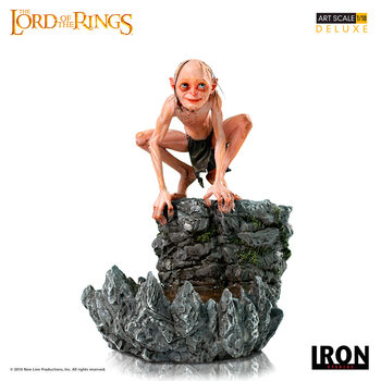 Figurice The Lord of the Rings - Gollum (Deluxe)