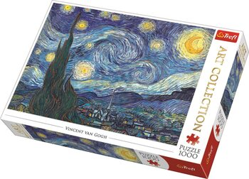 Puzzle Vincent Van Gogh - The Starry Night