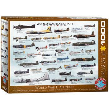 Puzzle World War II Aircraft