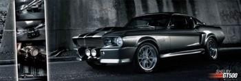 Easton - Shelby GT 500  - плакат (poster)