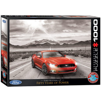 Puzzle 2015 Ford Mustang GT