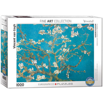 Puzzle Almond Blossom by van Gogh