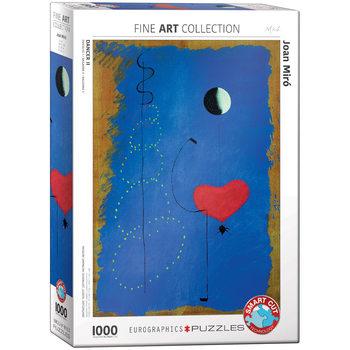 Puzzle Dancer II by Joan Miró