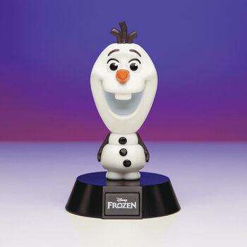 Ragyogó szobrocskák Frozen - Olaf