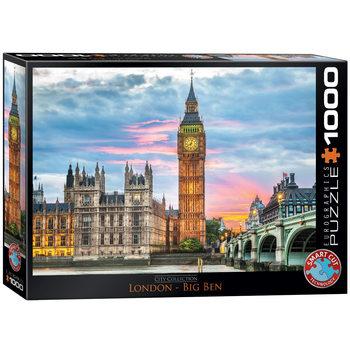 Puzzle London Big Ben