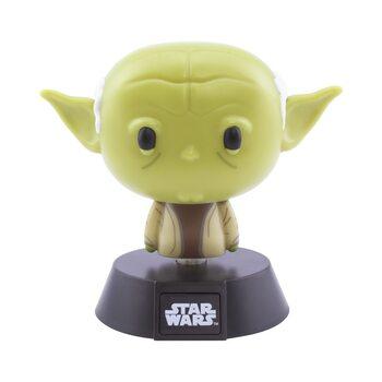 Ragyogó szobrocskák Star Wars - Yoda