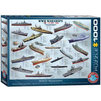 Puzzle WW II Warships