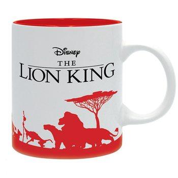 Taza El rey león - Group
