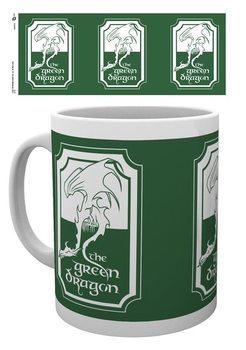 Taza El Señor de los Anillos - Green Dragon