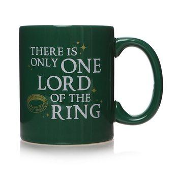 Taza El Señor de los Anillos - Only one Lord