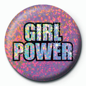 Emblemi GIRL POWER