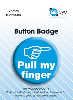 Emblemi Pull my finger