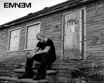 Eminem - LP 2 - плакат (poster)