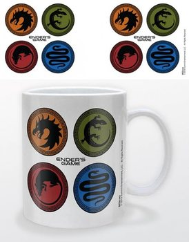 Tasse Ender's game - icons