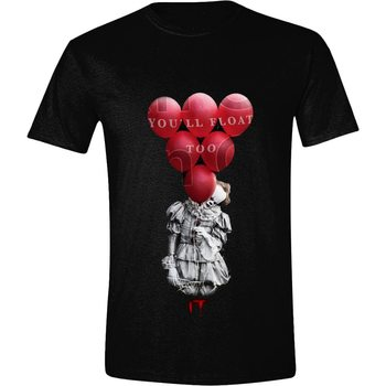 T-Shirt Es - You'll Float Too