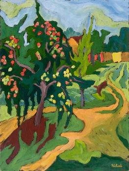Konsttryck Appletree, 2006