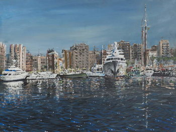 Konsttryck Barcelona, 1998,