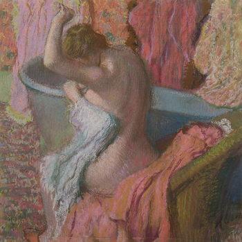 Konsttryck Bather, 1899