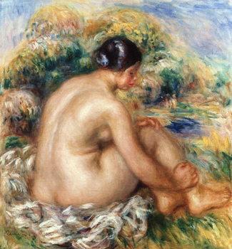 Konsttryck Bather, 1915