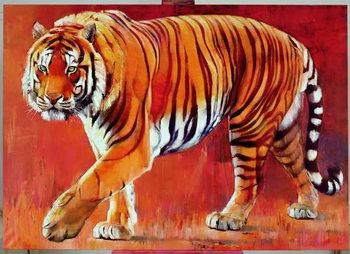 Konsttryck Bengal Tiger