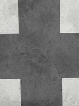 Illustration black cross 1