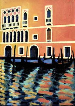 Konsttryck Canal Grande I