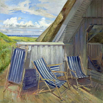 Konsttryck Danish Blue, 1999-2000