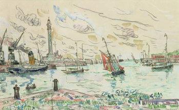 Konsttryck Dunkirk, 1930