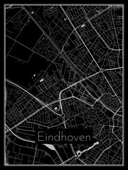 Karta över Eindhoven