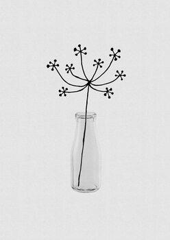 Illustration Flower Still Life I