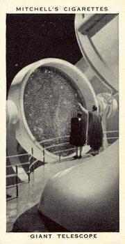 Konsttryck Giant Telescope