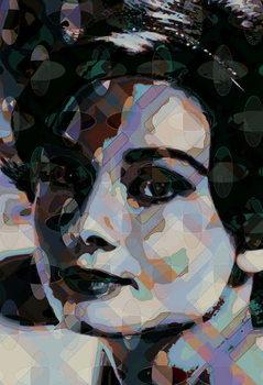 Konsttryck Hepburn 2, 2013